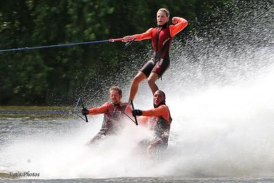 Beaverland Must-Skis Water Ski Team - 2010 Mercury Marine Tournament