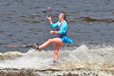 Beaverland Must-Skis Water Ski Team - 2010 National Tournament
