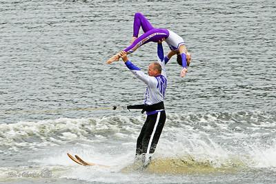 Beaverland Must-Skis - Gary & Lindsey at 2012 State