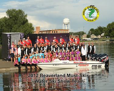 Beaverland Must-Skis - 2012 Team Photos