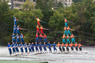 2014 World Waterski Tournament