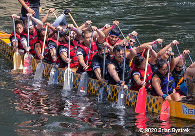 8/19/2017 - Riverfront Dragon Boat Race