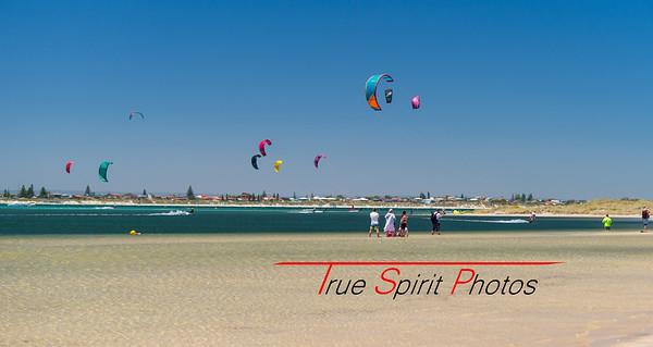 Day #2 Australian Freestyle Kiteboarding Nationals 26.01.2018
