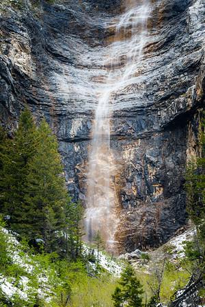 Cameron Creek Waterfall