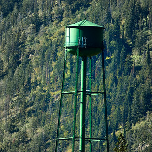 Waterton Water Tower