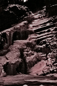 Frozen Falls, Waterton