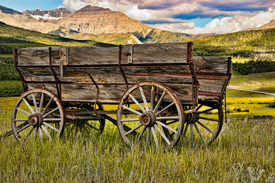 Waterton, Wagons