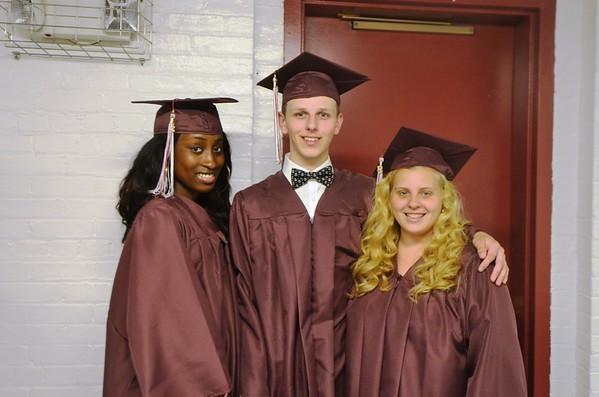 Watervliet 2018 High School Graduation