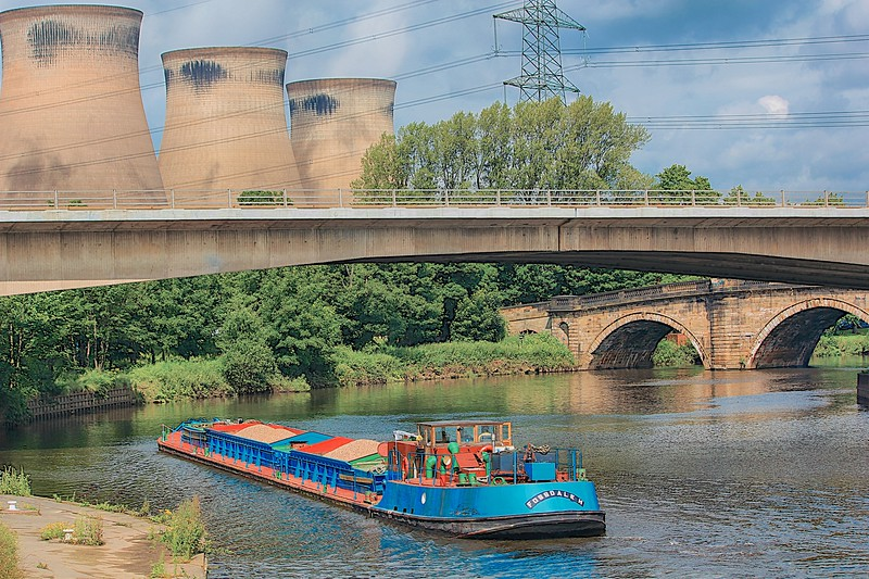 River Aire – Ferrybridge
