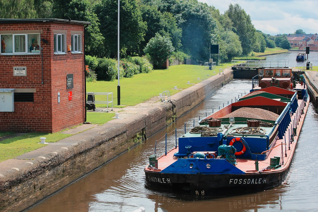 Aire & Calder – Ferrybridge