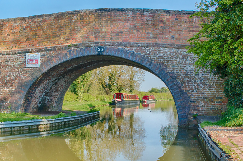 Ashby Canal – Stoke Golding