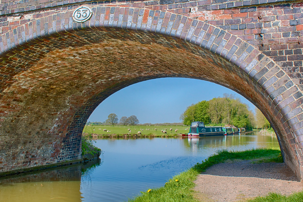 Ashby Canal – Shackerstone