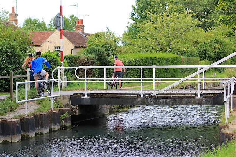 Basingstoke Canal – Odiham