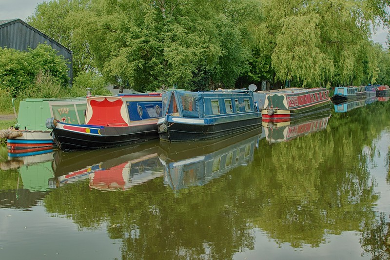 BCN – Cannock Extension Canal – Pelsall