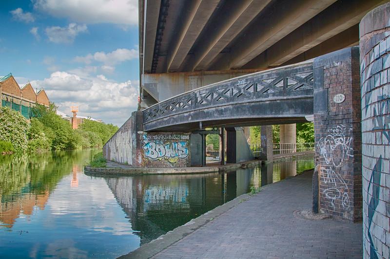BCN – Birmingham & Fazeley Canal