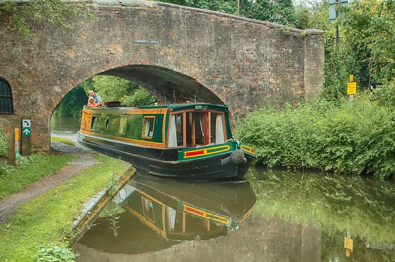 Birmingham & Fazeley Canal – Curdworth