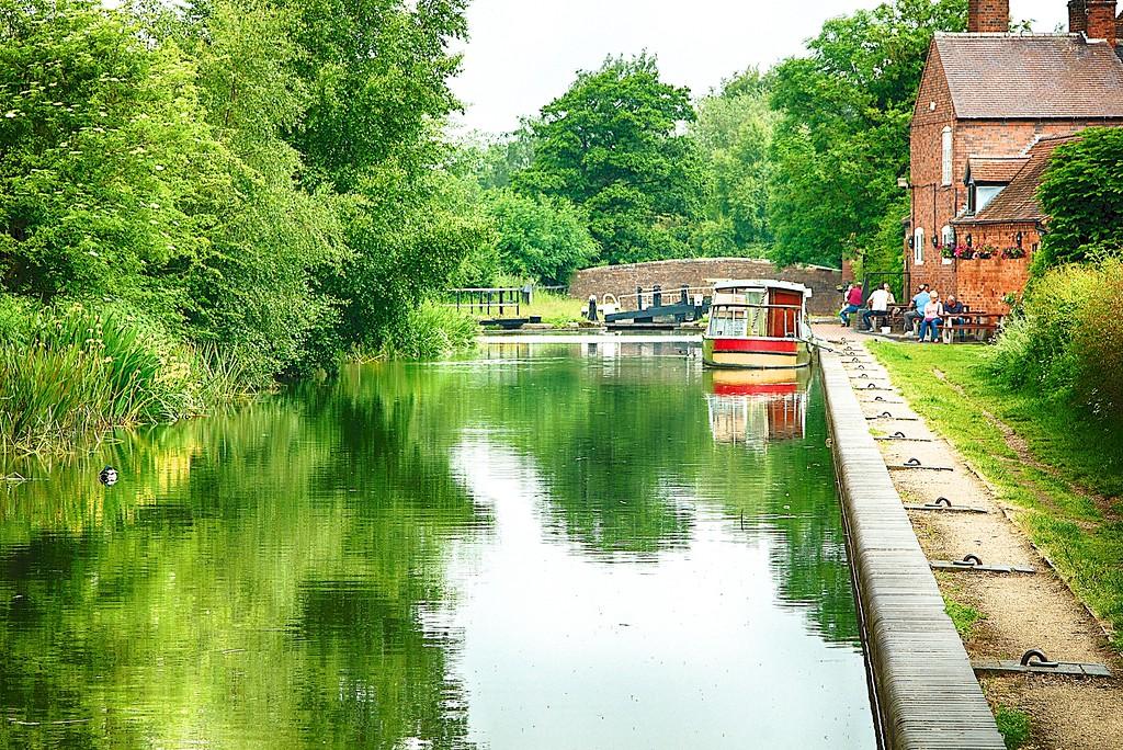 Birmingham & Fazeley Canal – Bodymoor Heath
