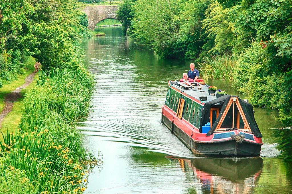 Birmingham & Fazeley Canal – Curdworth