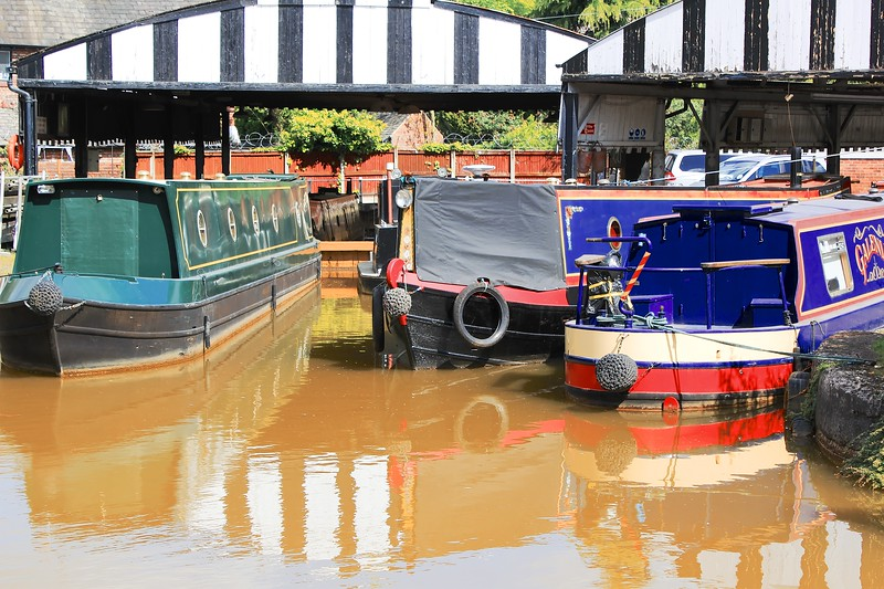 Bridgewater Canal – Worsley