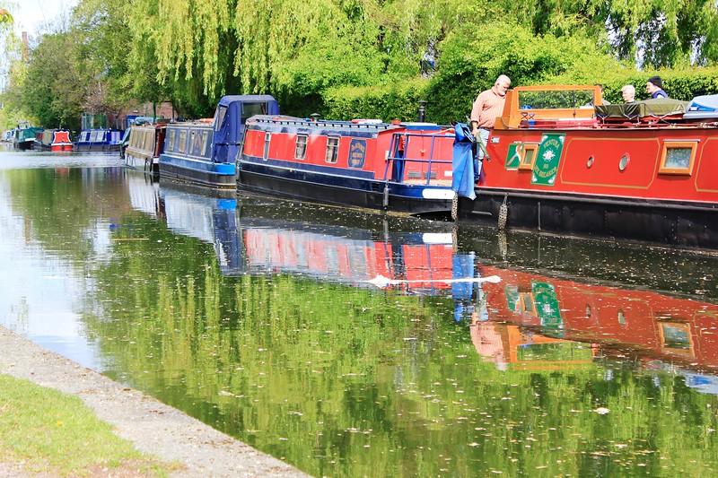 Bridgewater Canal – Patricroft