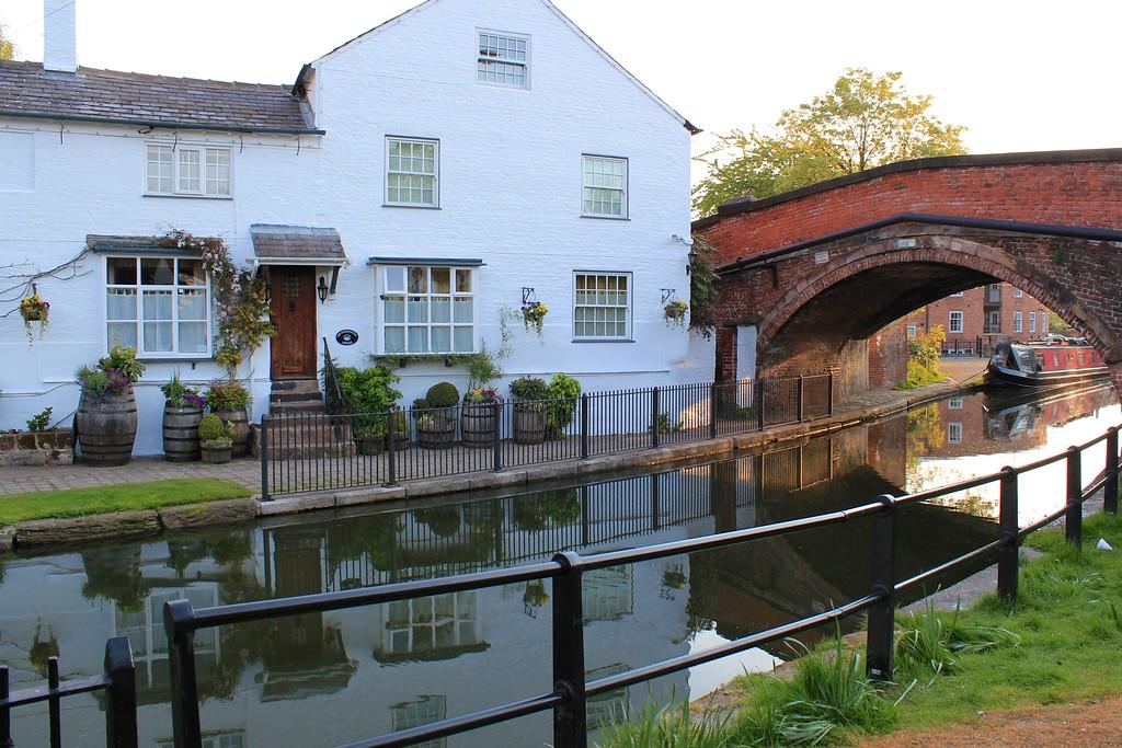 Bridgewater Canal – Lymm