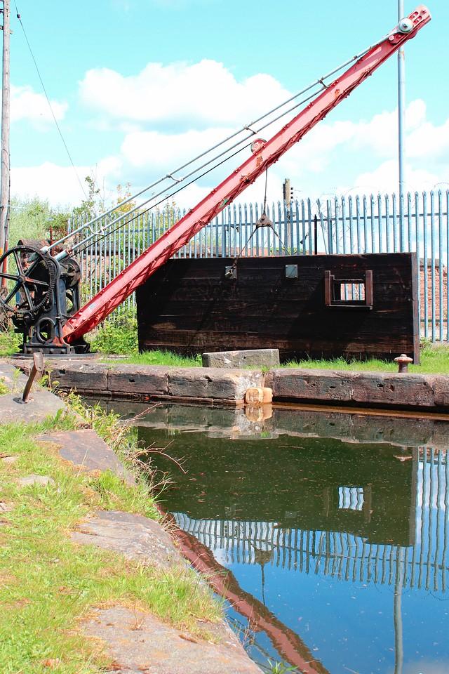 Bridgewater Canal – Barton Swing Aqueduct