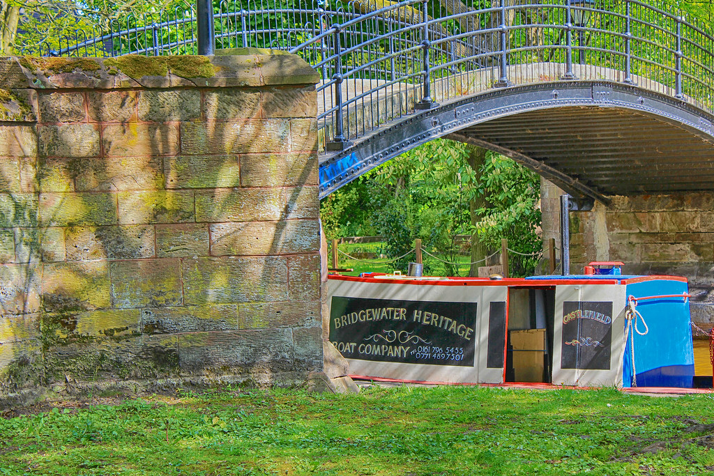 Bridgewater Canal – Worsley