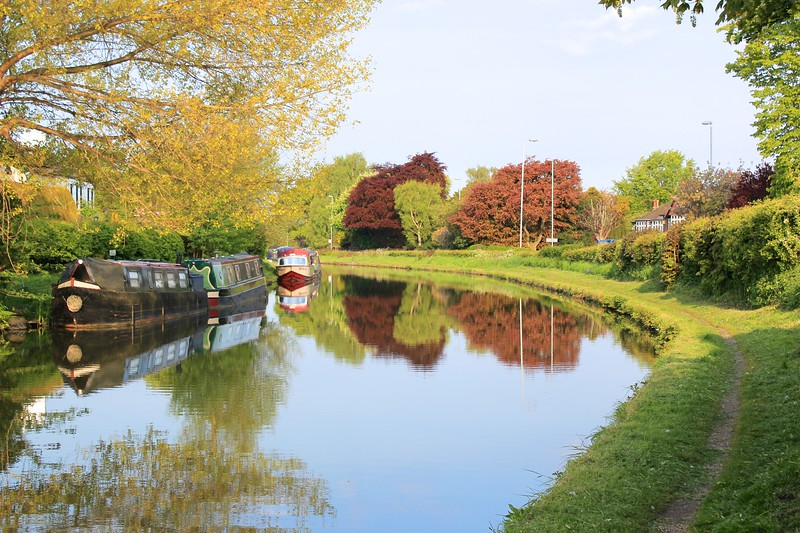 Bridgewater Canal – Grappenhall