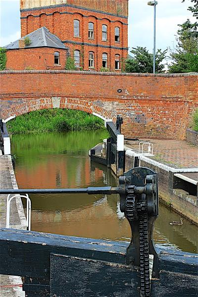 Bridgwater & Taunton Canal – Taunton