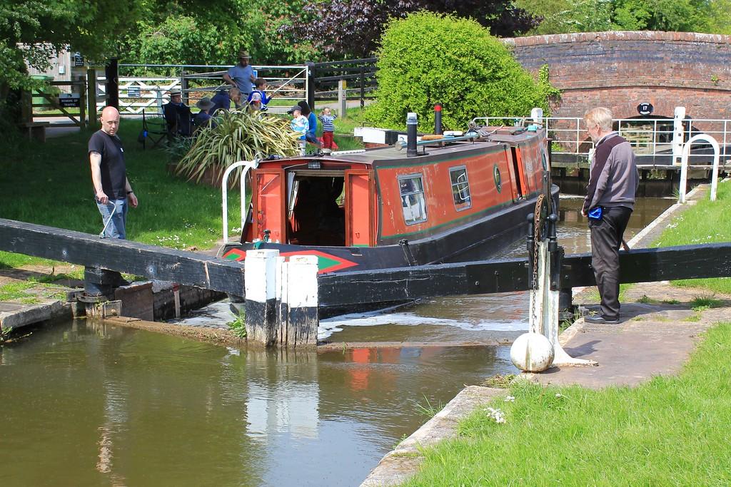 Bridgwater & Taunton Canal – North Newton