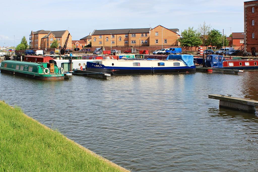 Bridgwater & Taunton Canal – Bridgwater