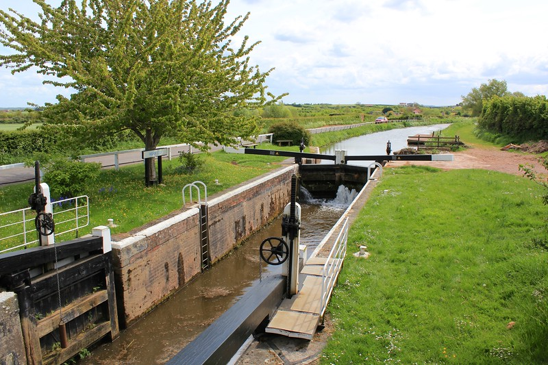 Bridgwater & Taunton Canal – North Newton