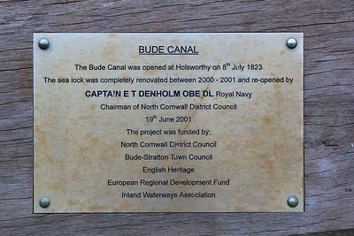 Bude Canal – Bude