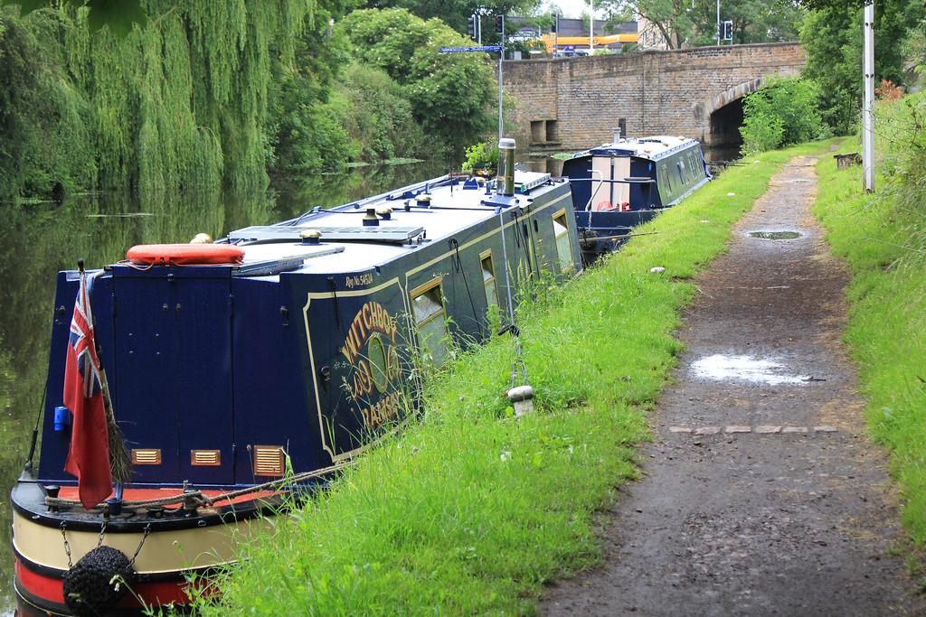 Calder & Hebble Canal