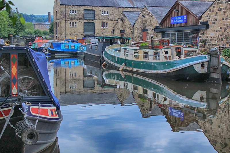 Calder & Hebble Canal – Sowerby Bridge
