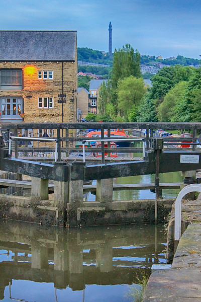 Calder & Hebble – Sowerby Bridge