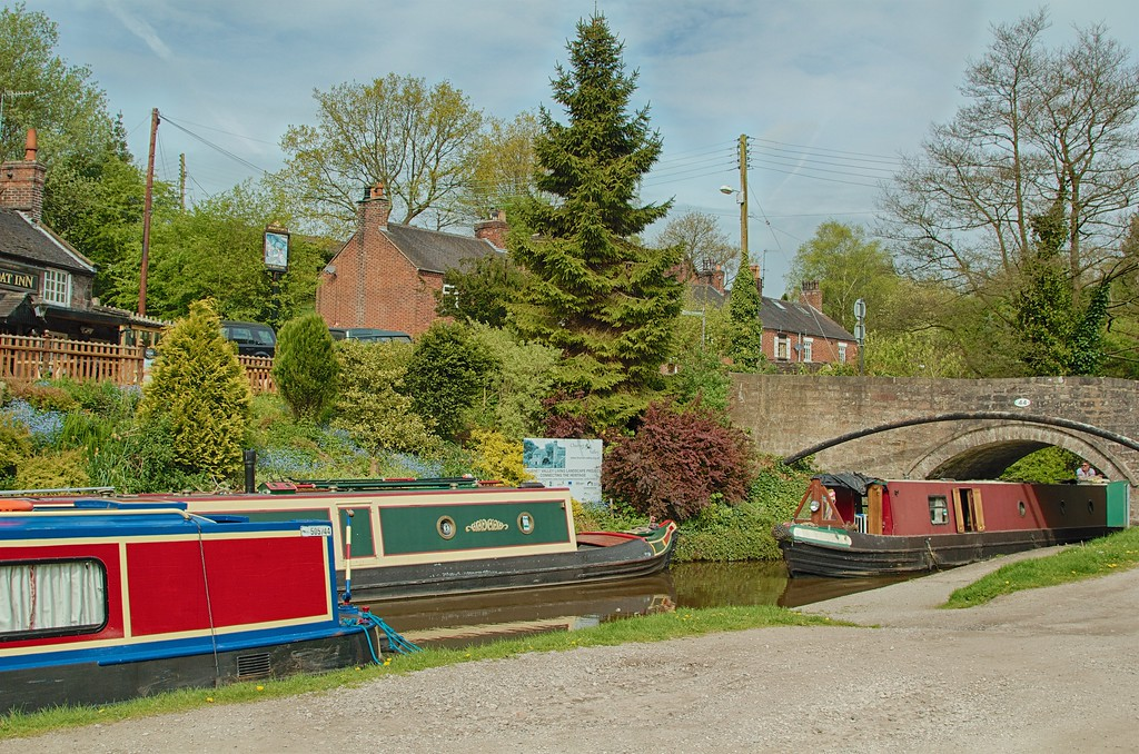 Caldon Canal – Cheddleton