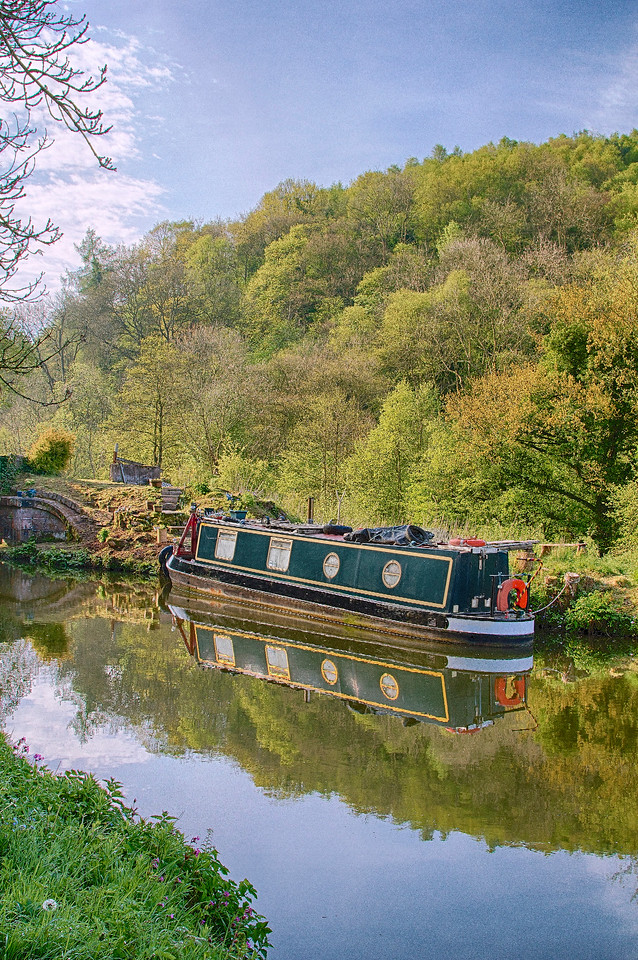 Caldon Canal – Consall Forge