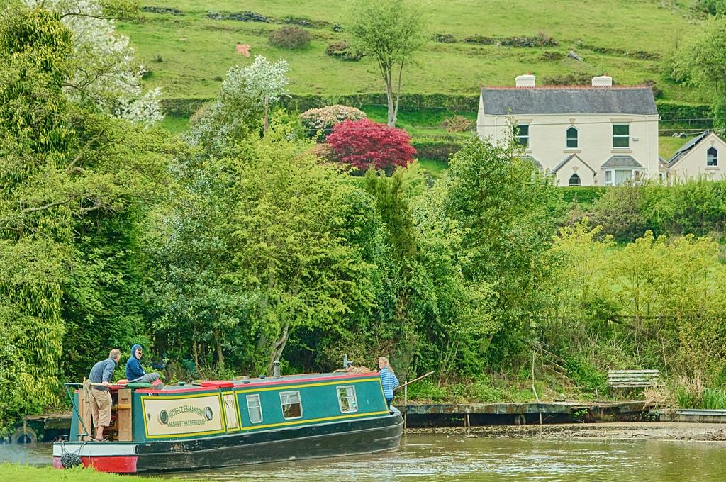 Caldon Canal – Longsdon