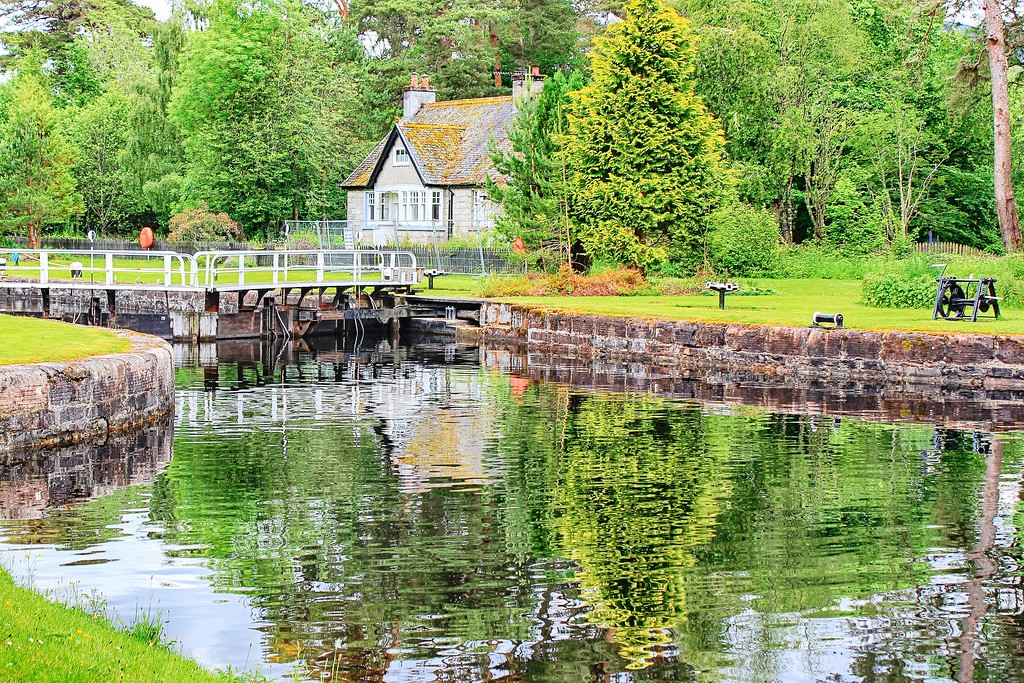 Caledonian Canal – Kytra