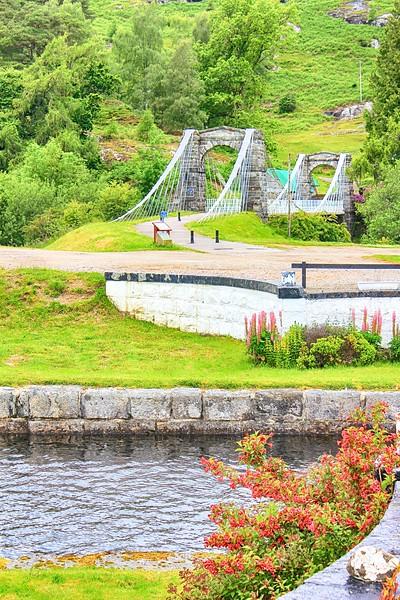 Caledonian Canal – Aberchalder