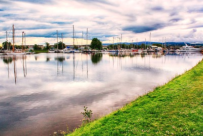 Caledonian Canal – Inverness