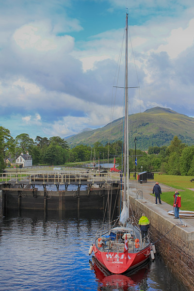 Caledonian Canal – Fort William