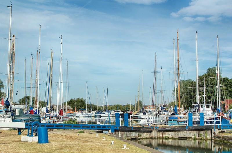 Chelmer & Blackwater – Heybridge