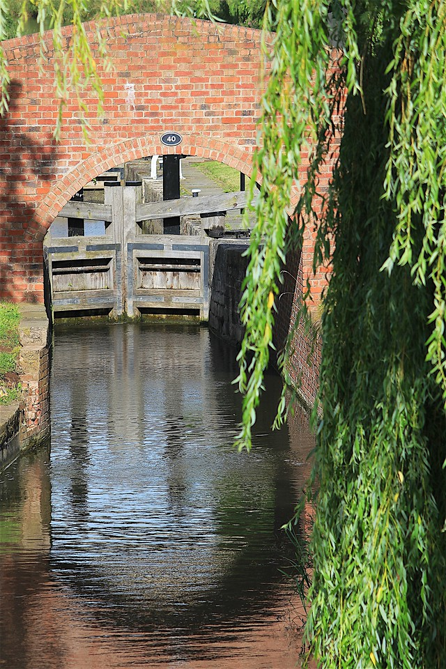 Chesterfield Canal – Rhodesia