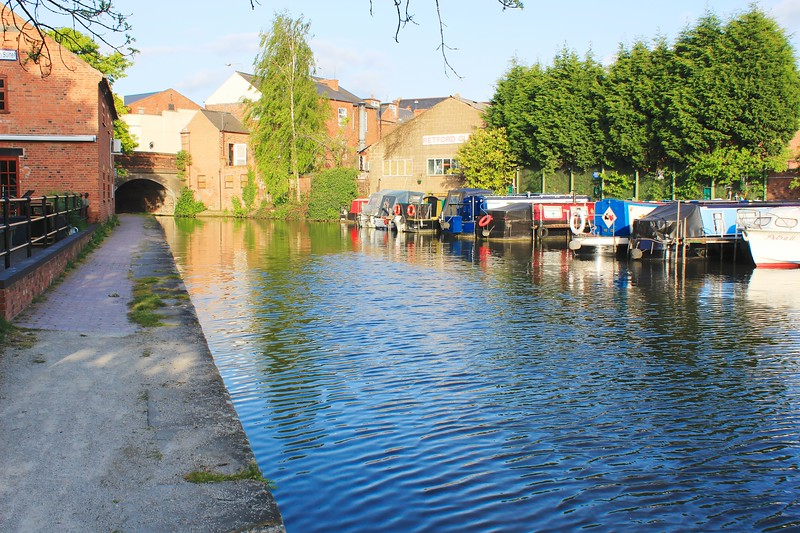 Chesterfield Canal – Retford