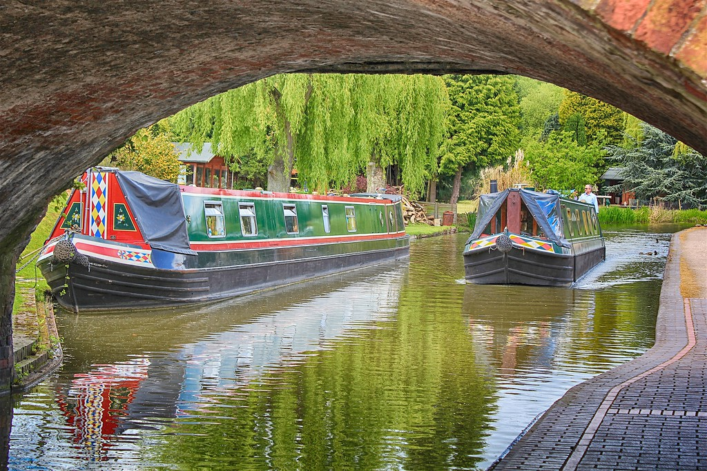 Coventry Canal – Hopwas