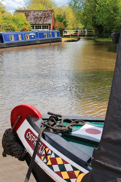 Coventry Canal – Fradley Junction