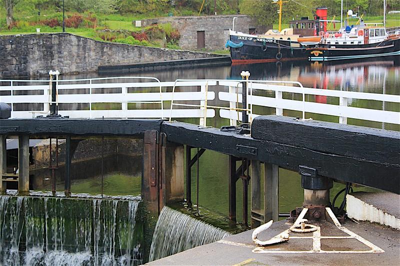 Crinan Canal – Crinan Basin