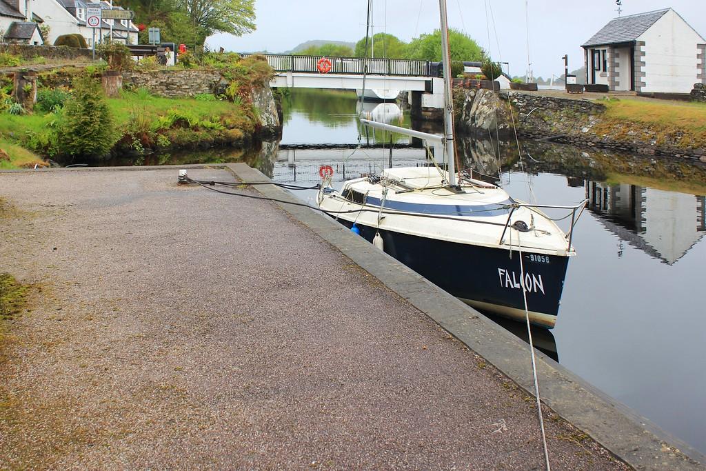 Crinan Canal – Ballanoch